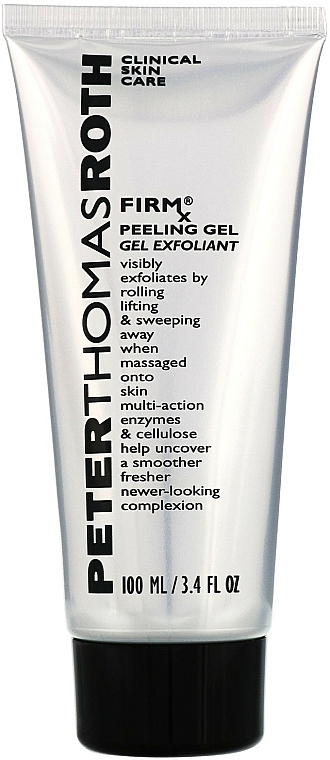 Peeling-gel cu enzime și acid hialuronic - Peter Thomas Roth FIRMx Peeling Gel