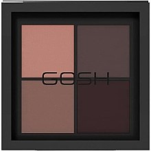 Parfumuri și produse cosmetice Fard de pleoape - Gosh Eye Xpression Eyeshadow