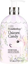 "Săpun lochid pentru mâini ""Unicorn"" - Baylis & Harding Beauticology Unicorn Candy Hand Wash — Imagine N1"