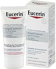 Parfumuri și produse cosmetice Cremă nutritivă pentru față - Eucerin AtopiControl Face Care Cream