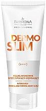 Parfumuri și produse cosmetice Scrub intensiv pentru corp - Farmona Professional Dermo Slim Intensively Body Scrub