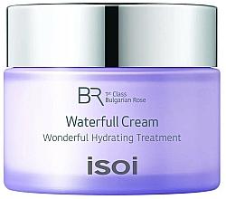 Parfumuri și produse cosmetice Cremă de față - Isoi Bulgarian Rose Waterfull Cream