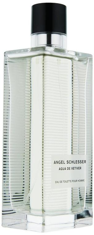 Angel Schlesser Agua de Vetiver - Apă de toaletă (tester cu capac) — Imagine N3