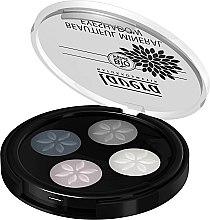 Parfumuri și produse cosmetice Fard de pleoape - Lavera Beautiful Mineral Eyeshadow Quattro