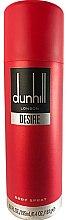 Parfumuri și produse cosmetice Alfred Dunhill Desire Red - Spray de corp