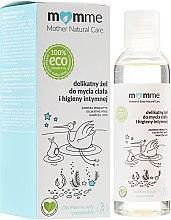 Parfumuri și produse cosmetice Gel de corp și igienă intimă - Momme Mother Natural Care Gel