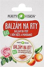 Parfumuri și produse cosmetice Balsam de buze - Purity Vision Bio Lip Balm
