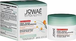 Parfumuri și produse cosmetice Cremă-Mască pentru față - Jowae Moisturizing Overnight Recovery Cream-Mask