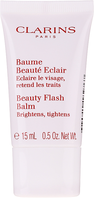 Set - Clarins Holiday Beauty Cracker (balm/15ml + lip/gloss/12ml) — Imagine N3