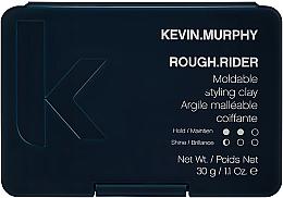 Parfumuri și produse cosmetice Argilă pentru aranjarea părului, fixare puternică - Kevin.Murphy Rough.Rider