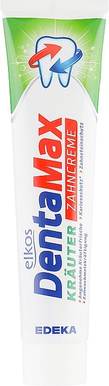 Pastă de dinți cu extract din plante - Elkos Dental Denta Max