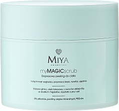 Parfumuri și produse cosmetice Scrub intensiv de corp - Miyo My Magic Scrub