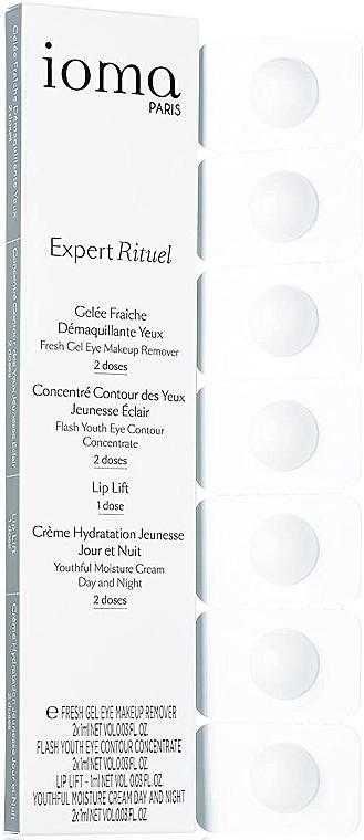 Ser facial - Ioma Tabs Expert Ritual — Imagine N1