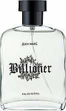 Parfumuri și produse cosmetice Jean Marc Billioner - Apă de toaletă