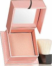 Parfumuri și produse cosmetice Pudră iluminator pentru față - Benefit Dandelion Twinkle (mini)