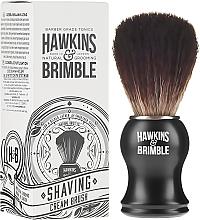 Parfumuri și produse cosmetice Pămătuf de ras - Hawkins & Brimble Synthetic Shaving Brush