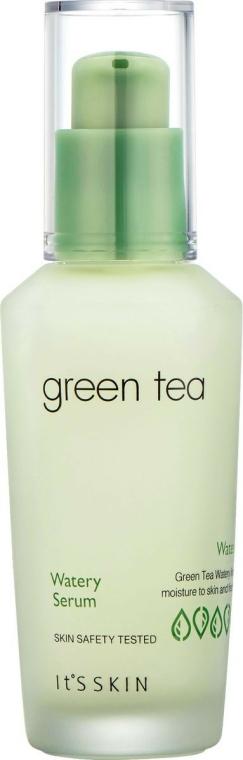 Ser facial - It's Skin Green Tea Watery Serum — Imagine N1