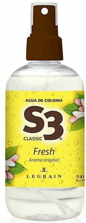 Legrain S3 - Apă de colonie-spray