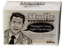 Parfumuri și produse cosmetice Săpun natural - Barwa Man Soap