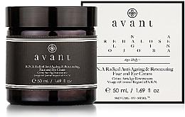 Parfumuri și produse cosmetice Cremă pentru față și zona din jurul ochilor - Avant R.N.A Radical Anti-Ageing and Retexturing Face and Eye Cream