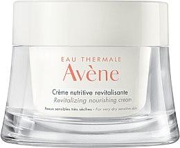 Parfumuri și produse cosmetice Cremă regenerantă pentru față - Avene Eau Thermale Revitalizing Nourishing Cream