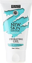 Parfumuri și produse cosmetice Gel hidratant pentru față - Beauty Formulas New Skin Glycolic Hydrating Gel
