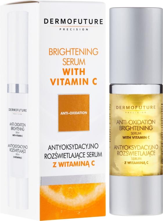Ser cu vitamina C - DermoFuture Brightening Serum With Vitamin C