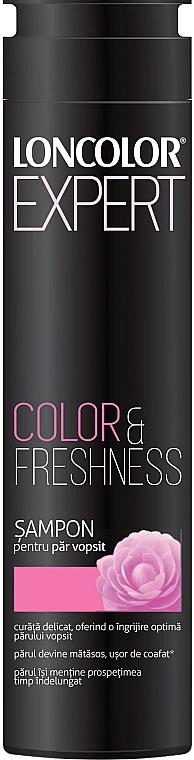 Șampon pentru păr vopsit - Loncolor Expert Color & Freshness Shampoo