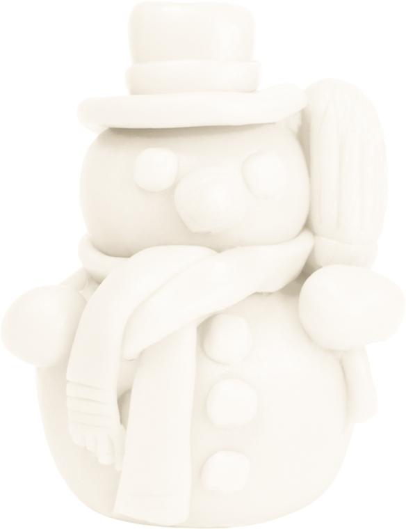 """Săpun natural """"Omul de zăpadă"""" cu aromă de ananas - LaQ Happy Soaps"""