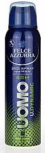 Parfumuri și produse cosmetice Deodorant - Felce Azzurra Deo Uomo Dynamic