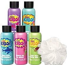 Set - Baylis & Harding Kids (b/wash/3x100ml + b/foam/2x100ml + sponge/1pcs) — Imagine N2