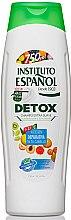 Parfumuri și produse cosmetice Șampon - Instituto Espanol Detox Shampoo