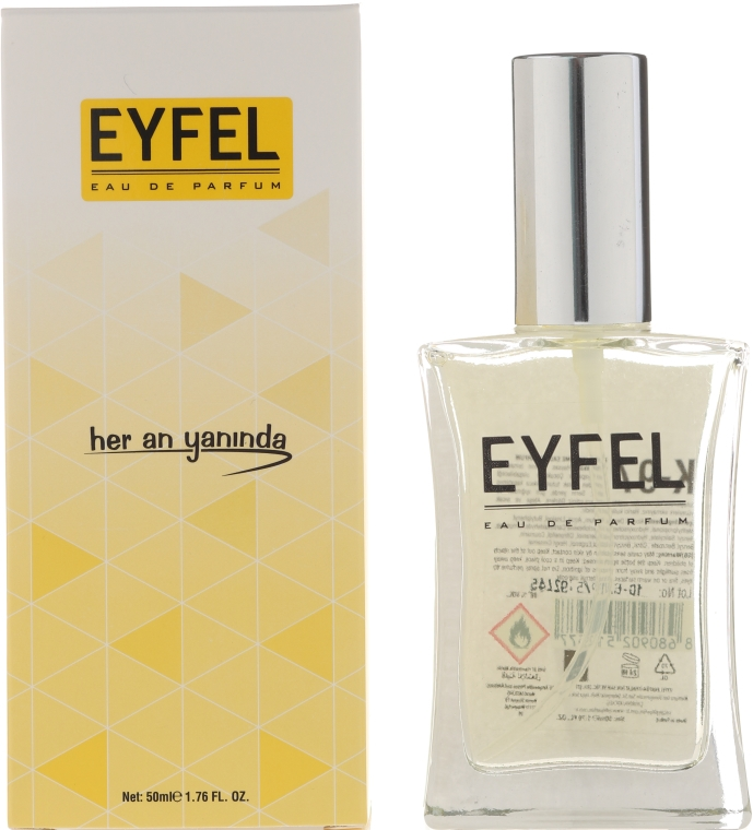 Eyfel Perfume K-97 Madmasel - Apă de parfum — Imagine N1