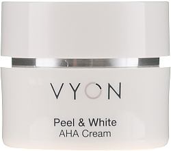 Parfumuri și produse cosmetice Cremă de față - Vyon Peel and White AHA Cream