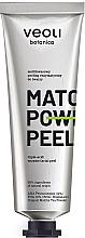 Parfumuri și produse cosmetice Peeling enzimatic multi-acid - Veoli Botanica Matcha Power Peeling
