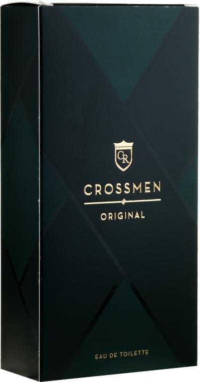 Coty Crossmen Original - Apă de toaletă — Imagine N1