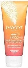 Parfumuri și produse cosmetice Cremă de protecție solară pentru față - Payot Sunny SPF 50
