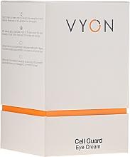 Parfumuri și produse cosmetice Cremă pentru zona ochilor - Vyon Cell Guard Eye Cream