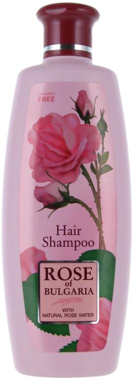 Șampon cu apă de trandafir - BioFresh Rose of Bulgaria Hair Shampoo — Imagine N1
