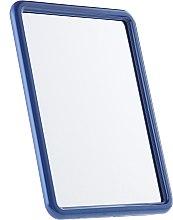 Parfumuri și produse cosmetice Oglindă pătrată Mirra-Flex, 14x19 cm, 9254, albastră - Donegal One Side Mirror