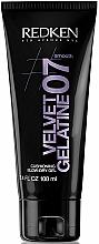 Parfumuri și produse cosmetice Gel de păr din gelatină pentru aranjarea părului - Redken Cushioning Blow-Dry Gel 07 Velvet Gelatine