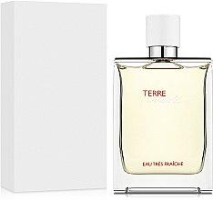 Hermes Terre d'Hermes Eau Tres Fraiche - Apă de toaletă (tester fără capac) — Imagine N2