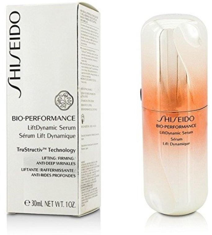 Ser intensiv cu efect lifting - Shiseido Bio-Performance LiftDynamic Serum — Imagine N4