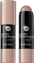 Parfumuri și produse cosmetice Stick pentru conturing - Bell HypoAllergenic Contour Stick