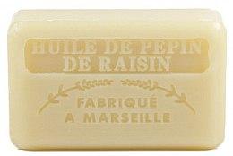 Parfumuri și produse cosmetice Săpun de Marsilia cu ulei din sâmburi de struguri - Foufour Savonnette Marseillaise Huile de Pepin de Raisin
