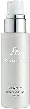 Parfumuri și produse cosmetice Ser de curățare pentru pielea cu probleme - Cosmedix Clarity Skin-Clarifying Serum