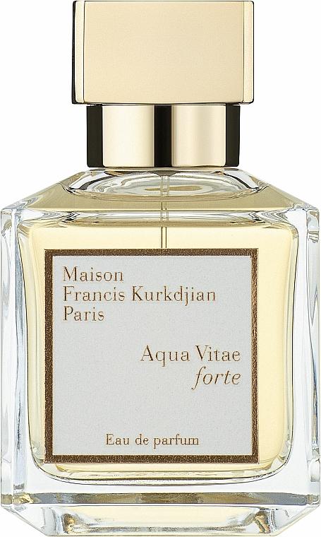 Maison Francis Kurkdjian Aqua Vitae Forte - Apă de parfum — Imagine N1