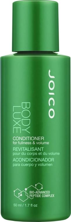 Balsam pentru splendoare și volum - Joico Body Luxe Conditioner for Fullness and Volume — Imagine N2