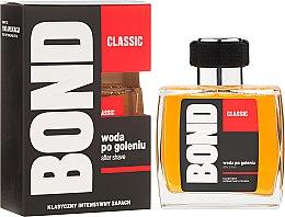 Parfumuri și produse cosmetice Loțiune după ras - Bond Classic After Shave Lotion