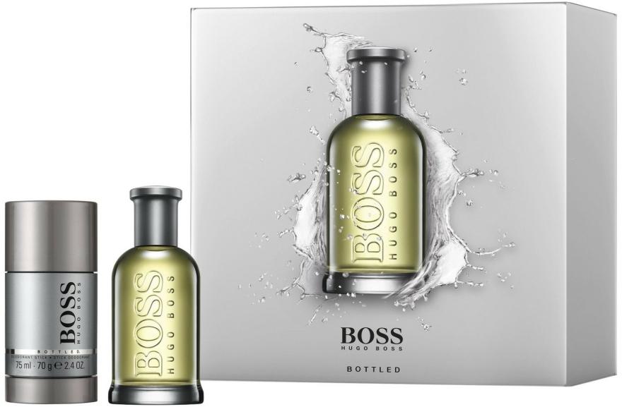Hugo Boss Boss Bottled - Set (edt/50ml + deo/75ml) — Imagine N1